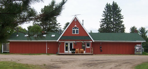 Photo of the front of the Bancroft Campground main office